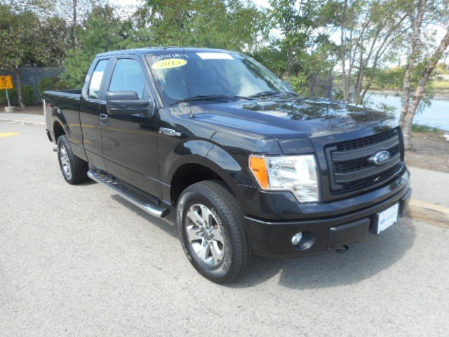 certified pre owned 2013 ford f 150 stx extended cab pickup transit in quincy f101414 1. Black Bedroom Furniture Sets. Home Design Ideas