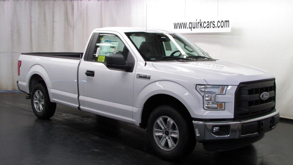 new 2016 ford f 150 xl in quincy f100911 quirk ford. Black Bedroom Furniture Sets. Home Design Ideas
